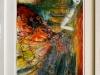 Margrét perla hafsins (Vatnslitir 44sm x 55sm)